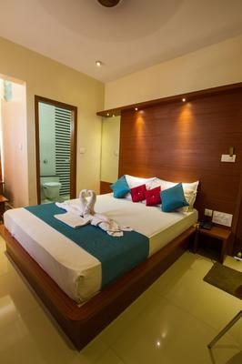 The Grand Inn Mysore - Mysore - Phòng ngủ