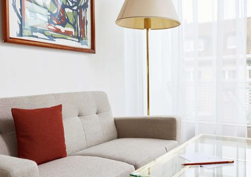 Living Hotel Nürnberg By Derag - Nuremberg - Living room