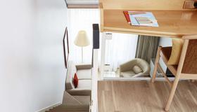 Living Hotel Nürnberg - Norimberga - Camera da letto