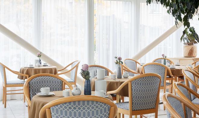 Living Hotel Nürnberg - Nürnberg (Nuremberg) - Nhà hàng