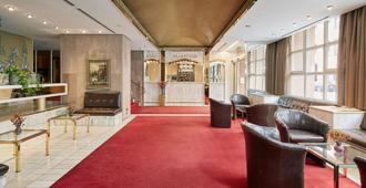 Living Hotel Nürnberg - Nuremberg - Lobby