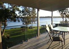 Dungowan Holiday Accommodation - Vincentia - Innenhof