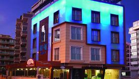 Blue City Boutique Hotel - Izmir - Bygning
