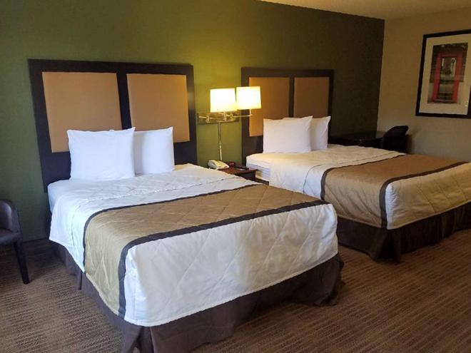 羅利特勒姆國際機場美國長住酒店 - 摩里斯維爾 - 莫里斯維爾 - 臥室