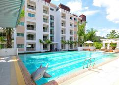 Royal Kamala Phuket Condominium - Kamala - Pool