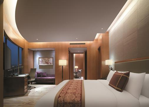 Shangri-La Hotel,Changzhou - Changzhou - Bedroom