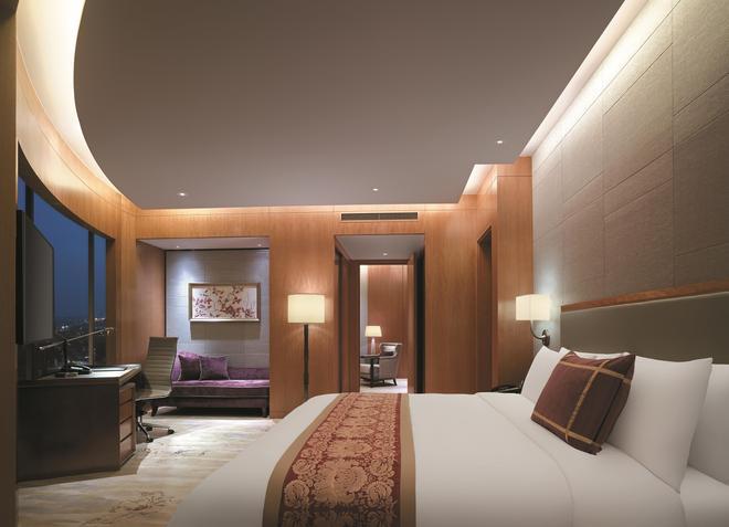 Shangri-la Hotel, Changzhou - Changzhou - Makuuhuone