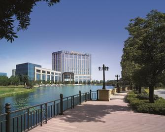 Shangri-La Hotel, Changzhou - Changzhou - Building