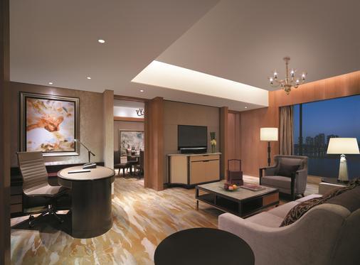 Shangri-La Hotel,Changzhou - Changzhou - Living room