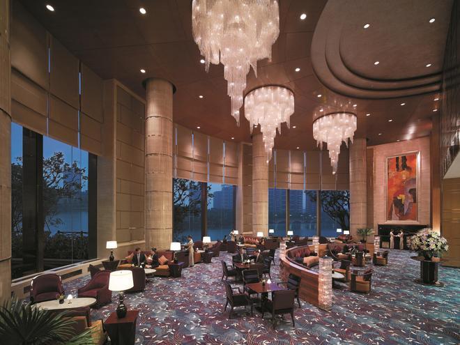 Shangri-la Hotel, Changzhou - Changzhou - Ravintola