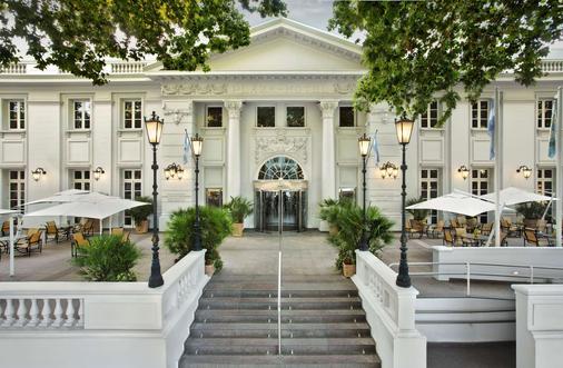 Park Hyatt Mendoza Hotel Casino & Spa - Mendoza - Rakennus