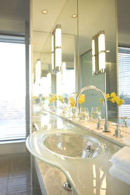 門多薩柏悅酒店 - 曼多薩 - 門多薩 - 浴室