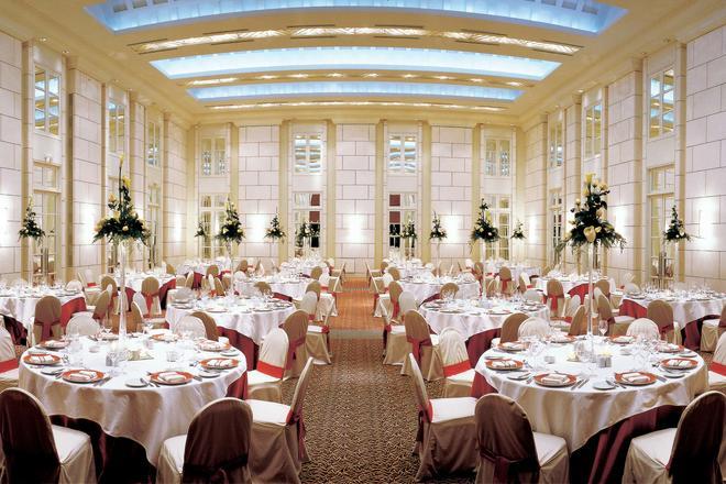 門多薩柏悅酒店 - 曼多薩 - 門多薩 - 宴會廳
