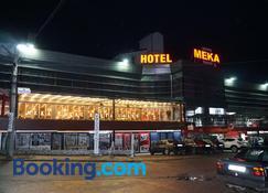 Meka Hotel - Dragash - 建物