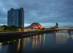 Crowne Plaza Glasgow - Glasgow - Außenansicht