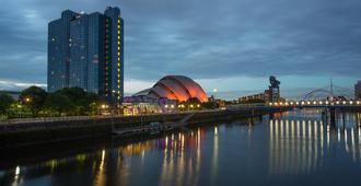 Crowne Plaza Glasgow - Glasgow - Outdoor view