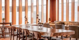 Ac Hotel A Coruna - La Corunha - Sala de jantar