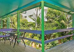 Caravella Backpackers - Cairns - Balcony