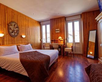 Hotel des Bains - Gérardmer - Makuuhuone