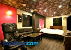 Hotel Joy -adult Only - Komaki - Bedroom