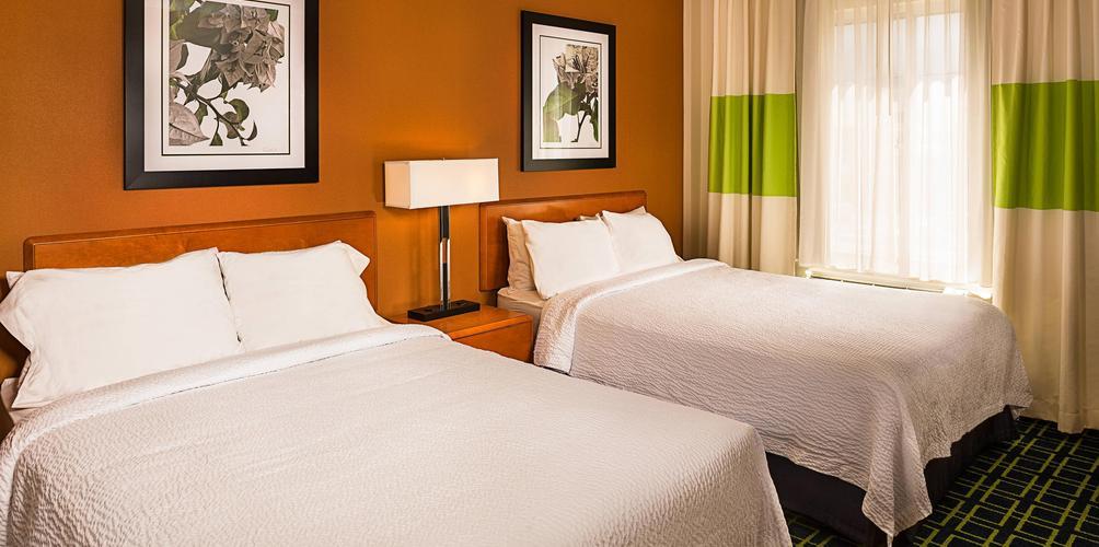Fairfield Inn By Marriott New York Laguardia Airport Flushing Queens Compare Deals