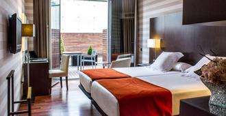 Hotel Zenit Pamplona - Pamplona - Soveværelse