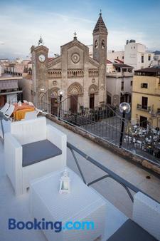 Hotel Centrale - Bagheria - Balcony