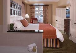 Marriott's MountainSide at Park City, A Marriott Vacation Club Resort - Park City - Phòng ngủ