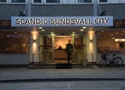Scandic Sundsvall City - Sundsvall - Byggnad