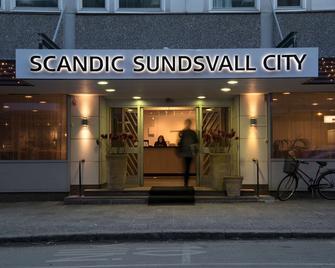 Scandic Sundsvall City - Сундсвалл - Building