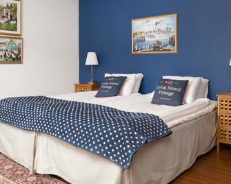 Hotel Slottsgården - Vadstena - Bedroom