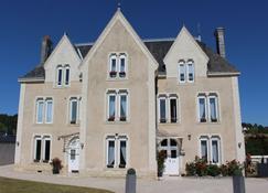 Manoir des Bertinières - Chinon - Building