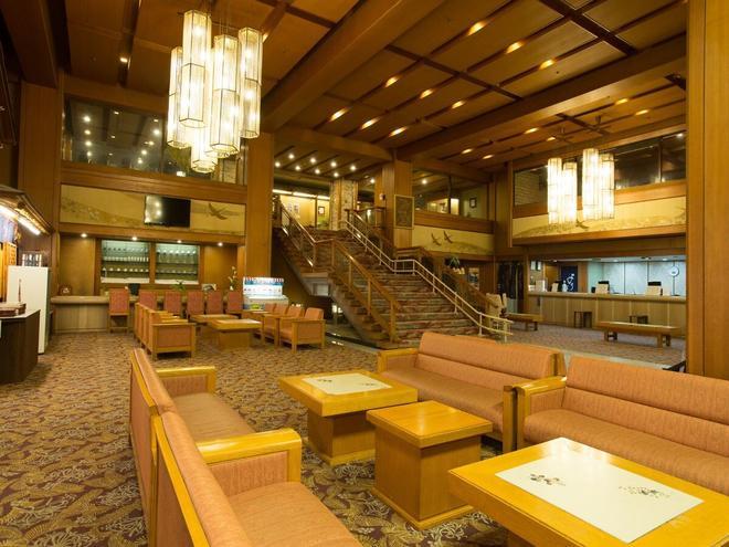 Ikaho Grand Hotel - Shibukawa - Lobby