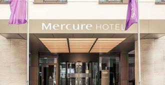 Mercure Hotel Wiesbaden City - Wiesbaden - Edificio
