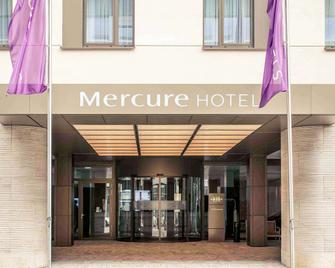Mercure Hotel Wiesbaden City - Wiesbaden - Gebäude