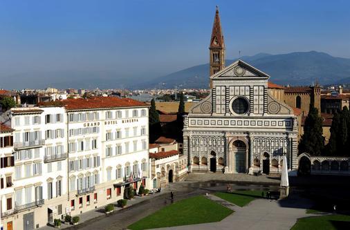 Grand Hotel Minerva - Florence - Building