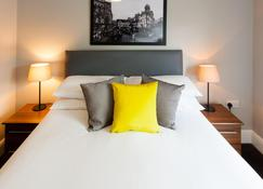 The City Warehouse Aparthotel - Manchester - Schlafzimmer