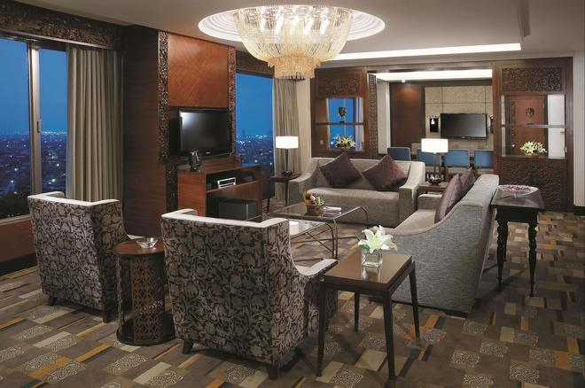 Shangri-La Hotel Surabaya - Surabaya - Lounge