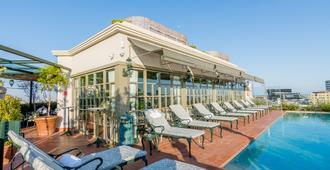 Hotel El Palace Barcelona - Barcelona - Pool