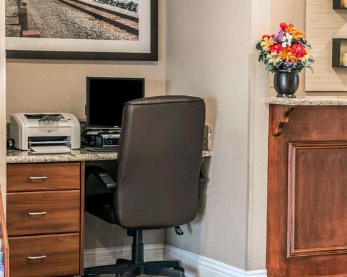 Comfort Suites San Clemente Beach - San Clemente - Business centre