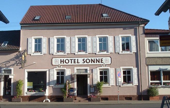 索內酒店 - 卡爾斯魯 - 卡爾斯魯厄 - 建築