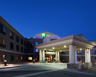 Holiday Inn Express & Suites Los Alamos Entrada Park - Los Alamos - Building