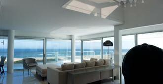 Exclusive Penthouse on Playa Brava - Punta del Este - Living room