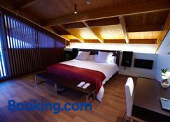 Hotel Eguren Ugarte - Laguardia - Yatak Odası