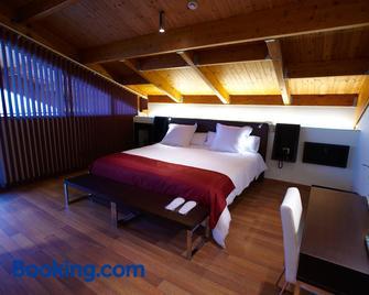 Hotel Eguren Ugarte - Laguardia - Schlafzimmer