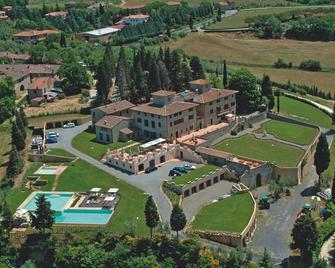 Villa San Filippo - Barberino Val d'Elsa - Вигляд зовні