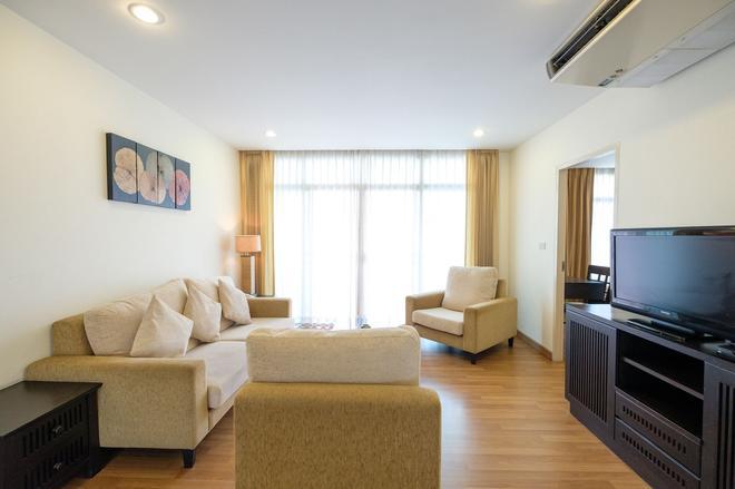Chadvara Residence - Bangkok - Living room