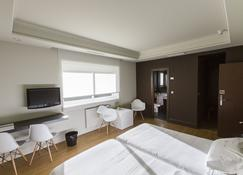 Hotel Río Bidasoa - Фуэнтеррабиа - Спальня