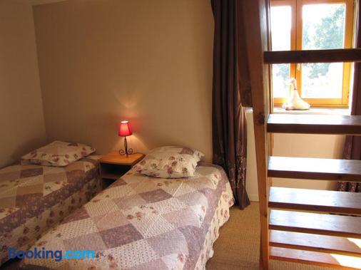 L'Ecurie - chambres d'hôtes - La Pommeraye - Bedroom