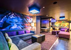 Tilt Hotel Universal-Hollywood Ascend Hotel Collection - Los Angeles - Lounge